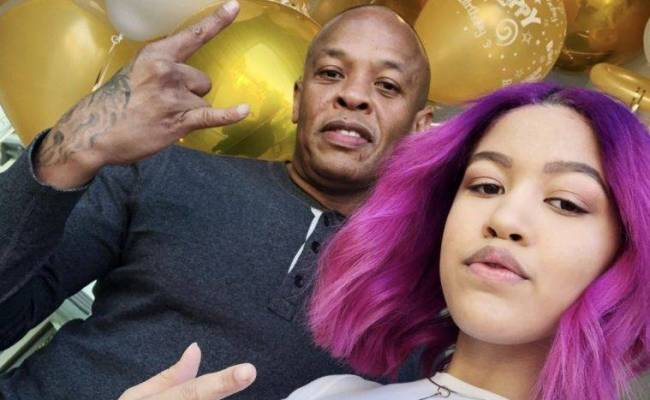 Dr Dre Deletes Post Bragging On Daughter S College