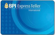 How to get your own BPI ATM Card