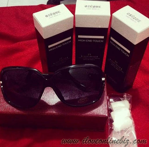Oseque High-End Touch Roller BB Cream Review