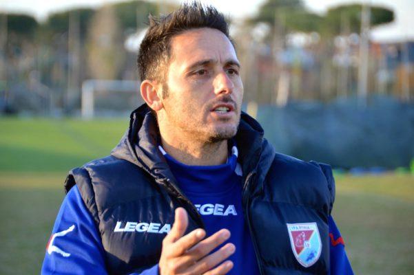 Risultati immagini per David Di Michele allenatore Lupa Roma