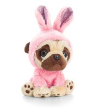 Baby Pink Pug Soft Toy | I Love Pugs