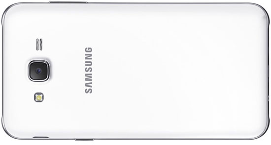 Samsung Galaxy J7 - poza spate