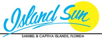 Island Sun interview with Pam Rambo Seashells artist Shelling
