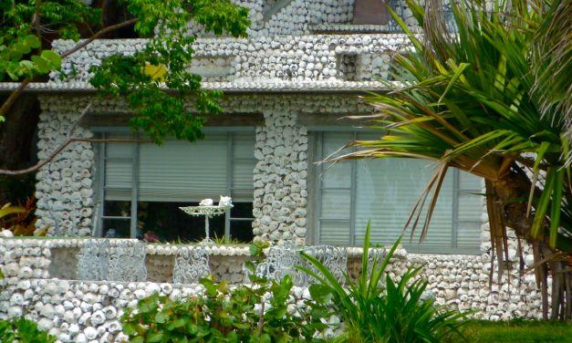 The House That Seashells Built