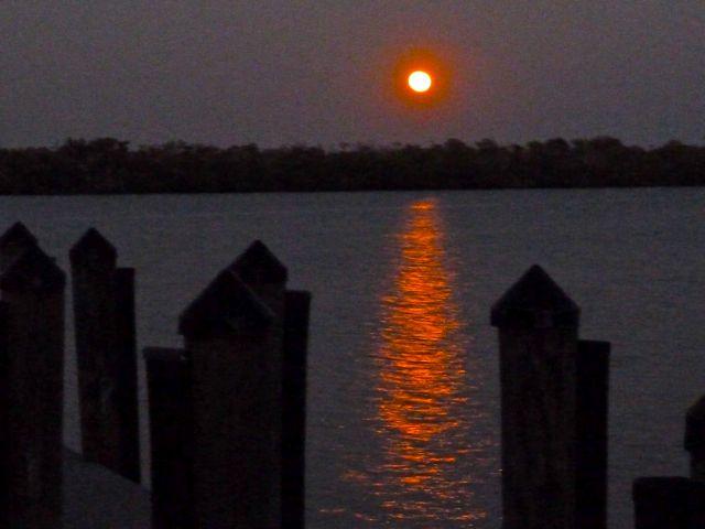 Super Sunrise, Sunset And Super Moon