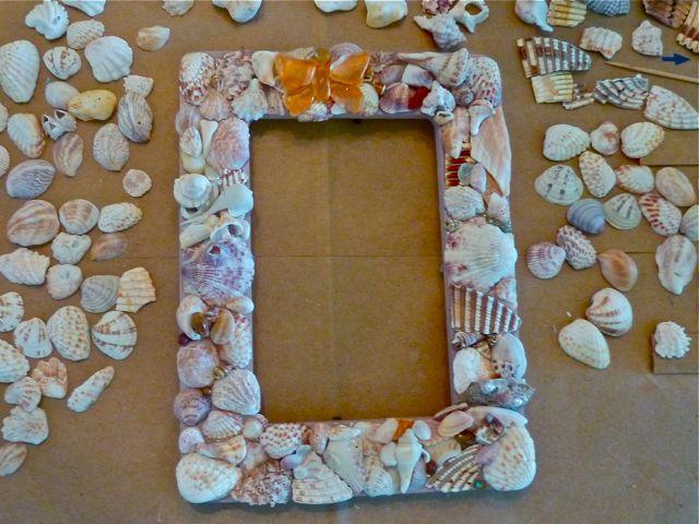 Imperfect Seashell Creativity