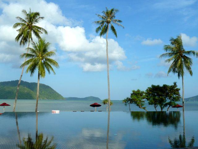 Vijitt resort Phuket Thailand