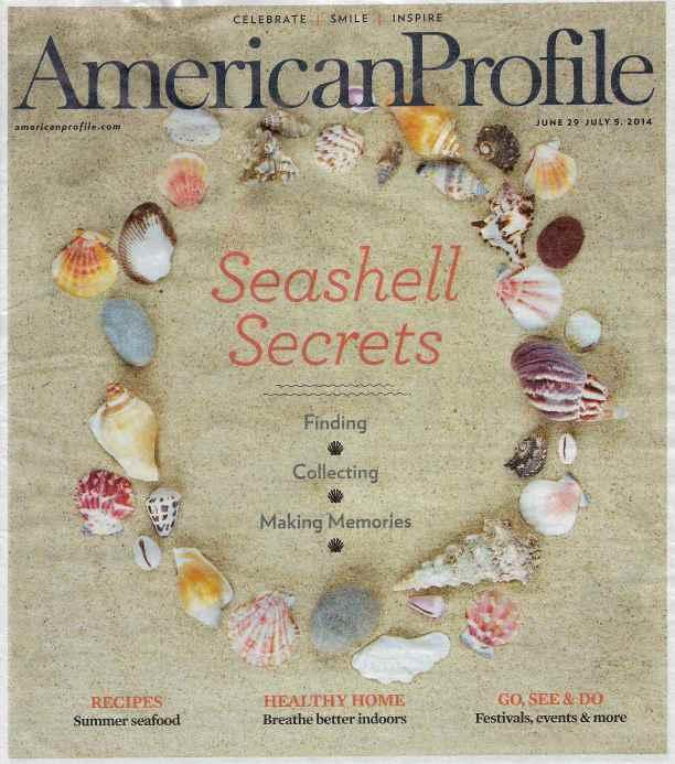 American Profile Seashell Secrets cover