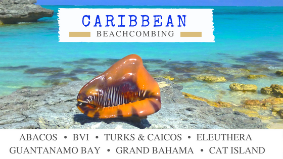 Caribbean Beachcombing Destinations