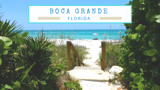 Boca Grande Florida beachcombing tab