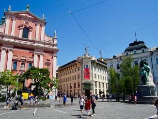 Ljubljana Stedentrip