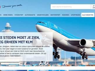 TUI.nl: Extra korting bij KLM