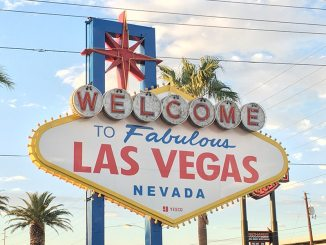 Las Vegas bord: Welcome to Fabulous Las Vegas