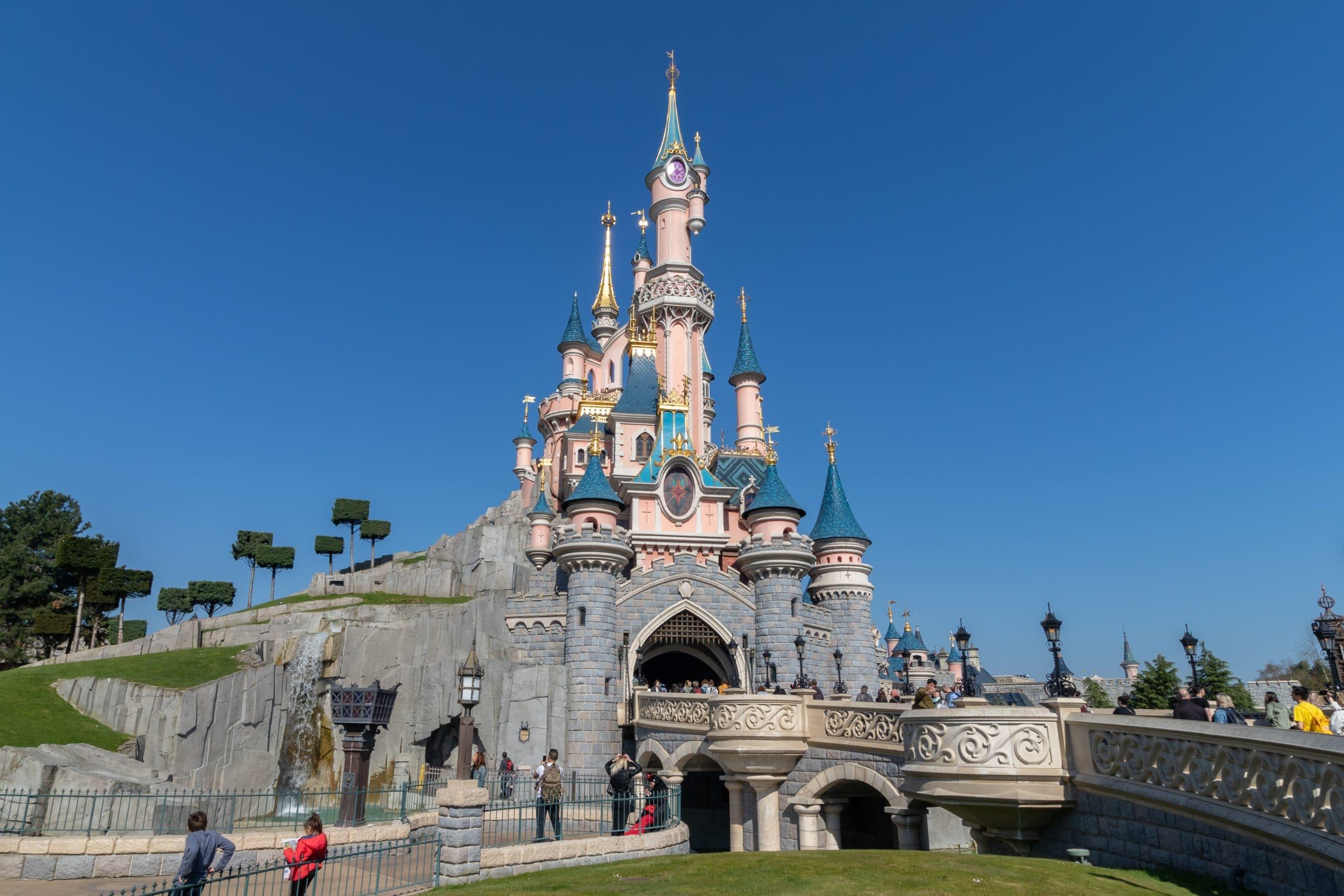 Kasteel Disneyland Parijs