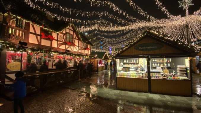 Kerstmarkt Essen Duitsland