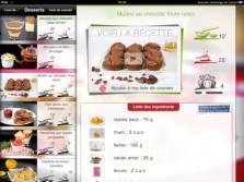 Cookineo : Devenir un chef cuisinier grâce à son iPad ! 2