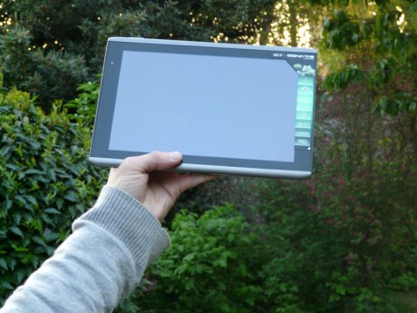 Test et Avis Acer Iconia Tab A500 6