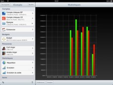 Gérer vos comptes facilement avec iCompta 2 sur iPad 6