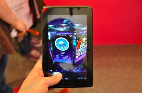 ViewPad 7x sous Android HoneyComb : Viewsonic confirme sa tablette 7 pouces 4
