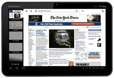 Firefox pour tablettes tactiles Android disponible en test 2