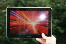 Test complet de la tablette Samsung Galaxy Tab 10.1 3