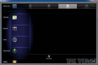 Premières images d'Android 4.0 ICeCream Sandwich sur tablette tactile 33