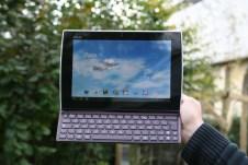 Test complet de la tablette Asus Eee Pad Slider SL101 3