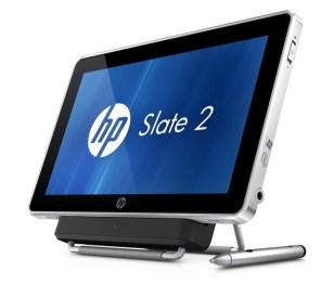 HP Slate 2 : HP garde une présence sur les tablettes tactiles destinées au marché professionnel 4