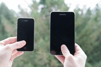 Test Samsung Galaxy Note : Smartphone? Tablette? 16