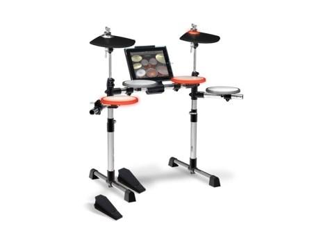 CES 2012 : Accessoire ION, apprenez la batterie avec le ION Drum apprendice et ION Drum Master 1