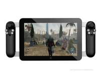 Razer Projet Fiona : la tablette tactile 100% gamers au CES 2012 en images et vidéos 2