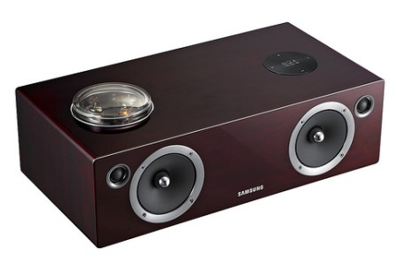CES 2012 : l'Audio Dock Samsung DA-E750 2