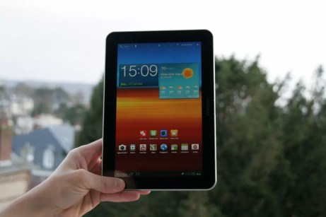 Test complet de la tablette Samsung Galaxy Tab 8.9 3