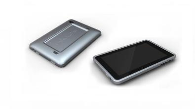 WikiPad : la tablette tactile 3D sans lunettes sous Android ICS en images et vidéo au CES 18