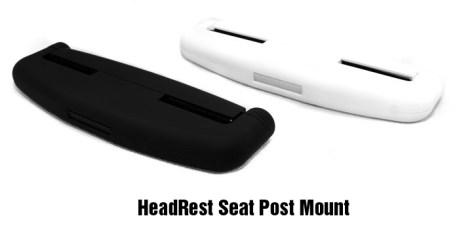 CES 2012 : Incarbite Car Mount,support voiture et speaker portable pour iPad 2 9