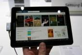 Samsung Galaxy Tab 7.7 : la première tablette tactile avec un écran Super AMOLED Plus au CES ! 7