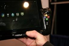 WikiPad : la tablette tactile 3D sans lunettes sous Android ICS en images et vidéo au CES 4