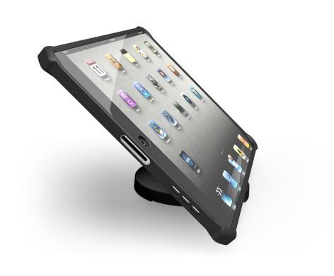 CES 2012 : Turn Tablet Headcase pour iPad 1 et iPad 2 6