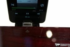Dock Audio Samsung DA-E760 : Amplificateur à Lampes avec station d'accueil ! 8