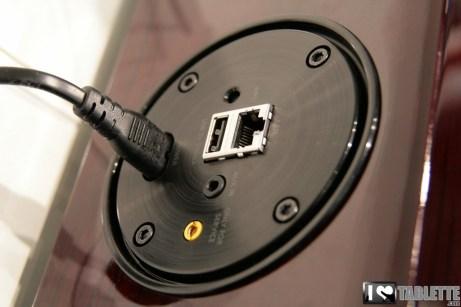 Dock Audio Samsung DA-E760 : Amplificateur à Lampes avec station d'accueil ! 9