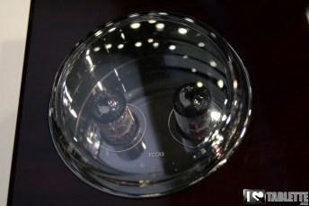 Dock Audio Samsung DA-E760 : Amplificateur à Lampes avec station d'accueil ! 10