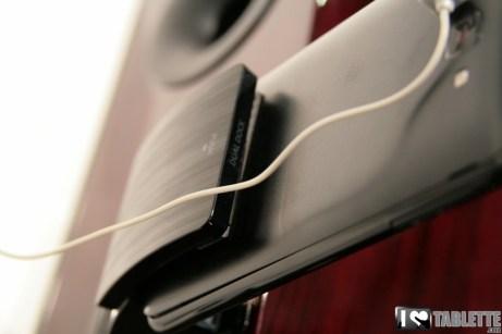 Dock Audio Samsung DA-E760 : Amplificateur à Lampes avec station d'accueil ! 1