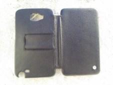 Housse Samsung Galaxy Note en cuir par Norêve 3