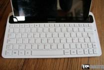 Dock clavier Bluetooth pour Samsung Galaxy Tab 8.9 [Test] 6