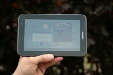 Test complet de la tablette Samsung Galaxy Tab 2 7 pouces 18