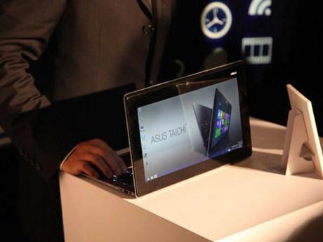 Asus Taichi : un concept d'ultrabook doublement tactile ! 1