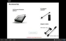 Une tablette Sony Xperia en préparation ? 2