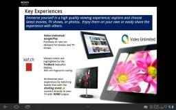 Une tablette Sony Xperia en préparation ? 12