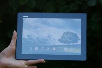 Test complet de la tablette Asus Transformer Pad (TF300T) 2