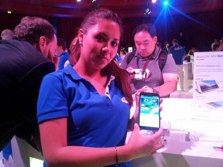 Samsung Galaxy Note 2 : présentation et prise en main en exclu ! 12